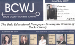 Bucks County Women's Journal Features Kristie Finnan